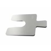 Metric Slotted Shim Washer Steel