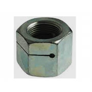 Metric Coarse Snep All Metal Self Locking Nut H130 Stainless-Steel-A2