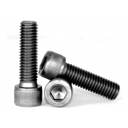 Metric Coarse Socket Cap Screw Aluminium DIN912