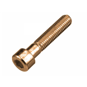 Metric Coarse Socket Cap Screw Brass DIN912