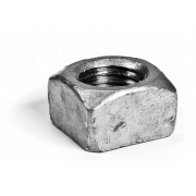 UNC Square Heavy Nut Steel B18.2.2