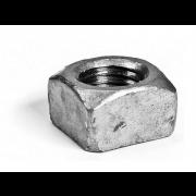 UNC Square Heavy Nut Steel B18.2.2