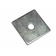 Metric Square Plate Washer Steel