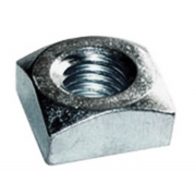 UNC Square Nut Steel B18.2.2T1
