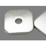 Metric Square Spacer Steel