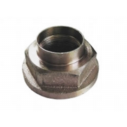 Metric Coarse Stake Nut Steel