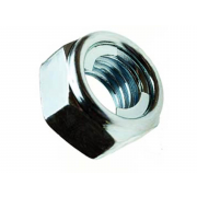 Metric Coarse Staytite All Metal Self Locking Nut Steel
