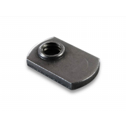 Metric Coarse Tab Weld Nut Steel