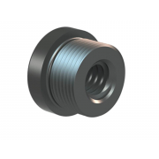 Metric Round Flange Track Nut Trapezoidal Steel DIN103