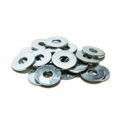 Metric American Flat Washer Wide Steel B18.22M