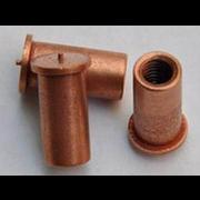 Metric Coarse Internal Thread Weld Stud Steel