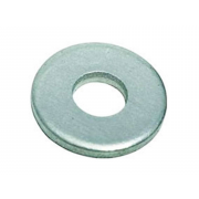 Metric Rivet Washer Steel
