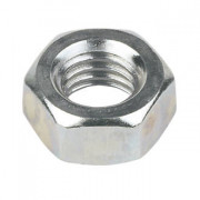 Metric Coarse Hexagon Full Nut Aluminium DIN934