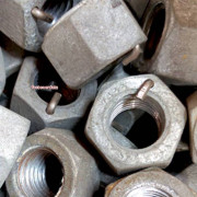 UNC Anco Lock Nuts Steel