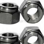 UNC Aerotight All Metal Locking Nut Thick Steel