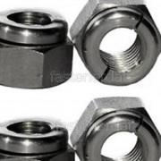 UNC Aerotight All Metal Locking Nut Thick Steel