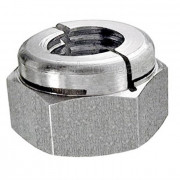 UNF Aerotight All Metal Locking Nut Thick Steel