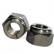 BSF Aerotight All Metal Locking Nut Thin Steel