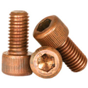 Metric Coarse Socket Cap Screw Bronze DIN912