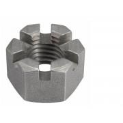 UNC Slotted Hexagon Heavy Nut Steel B18.2.2 T10