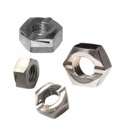 Metric Coarse Binx Nut Stainless-Steel-A2