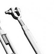 Metric Coarse Jaw Eyes For Turnbuckle Steel DIN82008B