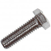 Metric Coarse Hexagon Head Set Screw  Grade-4.6 DIN558