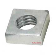 Metric Coarse Square Thin Nut Grade-4.6 DIN562