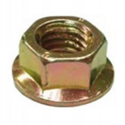 Metric Fine All Metal Self Locking Nut with Flange Class-8 DIN6927