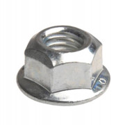 Metric Coarse All Metal Self Locking Nut with Flange Class-10 DIN6927