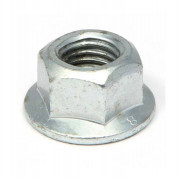 Metric Coarse All Metal Self Locking Nut with Flange Class-8 DIN6927