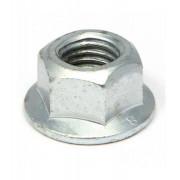 Metric Coarse All Metal Self Locking Nut with Flange Class-8 DIN6927