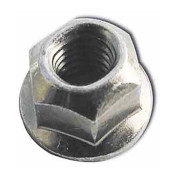 Metric Fine All Metal Self Locking Nut with Flange Class-10 DIN6927
