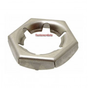 Metric Coarse Self Locking Pal Counter Nut Stainless-Steel-A2 DIN7967