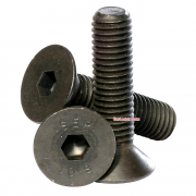 Metric Coarse Socket Countersunk Screw Grade-10.9 DIN7991