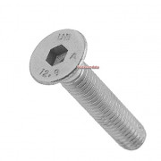 Metric Coarse Socket Countersunk Screw Grade-12.9 DIN7991