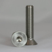 Metric Coarse Socket Countersunk Full Thread Screw Grade-10.9 DIN7991