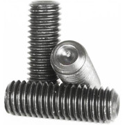 Metric Coarse Socket Set Screw Cup Point Grade-14.9-45H DIN916