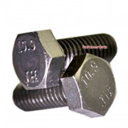 Metric Coarse Hexagon Head Set Screw  Grade-10.9 DIN933