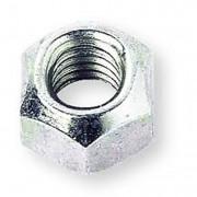 Metric Coarse All Metal Self Locking Nut Aluminium DIN980v Stover type