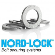 Metric Nord-Lock Washer Delta Protekt Steel