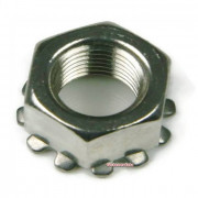 Metric Coarse Keps Lock Nut Stainless-Steel