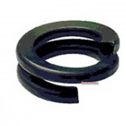 Inch Double Coil Square Section Spring Washer Spring-Steel