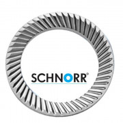 Schnorr Metric Conical Ribbed Locking Washer VS Medium Stainless-Steel X5CrNi18-10 1-4301