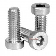Metric Coarse Low Head Socket Cap Screw Stainless-Steel-A2 DIN7984