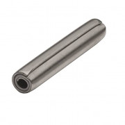 Metric Coiled Roll Spring Tension Pin Heavy Duty Spring-Steel DIN7344