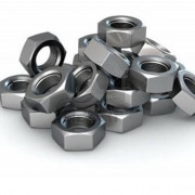 Metric Coarse Hexagon Full Nut Class-8 ISO4034