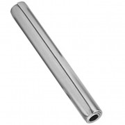 Metric Coiled Roll Spring Tension Pin Standard Stainless-Steel DIN7343