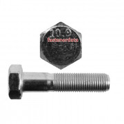 Metric Fine Hexagon Head Bolt  Grade-10.9 DIN960