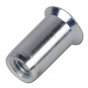 Blind Rivet Nut Countersunk Aluminium